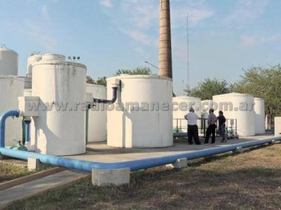 Adjudicaron obra millonaria para distribuir agua potable en el norte santafesino
