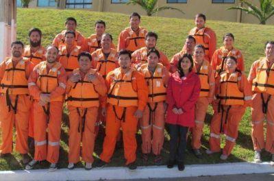 Medidas de seguridad a bordo: El titular del SIMAPE se reúne con la Prefectura