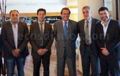 Continúa misión comercial de Puerto Quequén en España