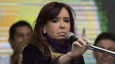 Cristina Kirchner 2017: �presa o candidata?