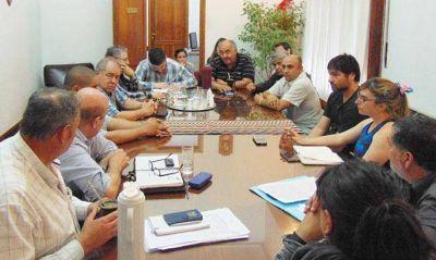 Paritaria municipal: el municipio no cubrir� vacantes de personal