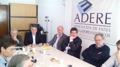 Entre Ríos avanza en la conformación de una mesa de diálogo sobre la tarifa eléctrica