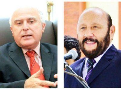 Peppo recibe a dos gobernadores vecinos en busca de integración