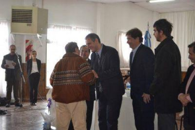 Santoro destacó el apoyo de la Provincia en materia habitacional