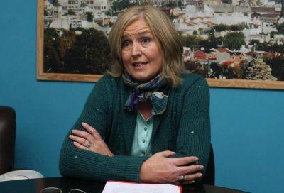 """Para la dirigente del GEN, Ana Thostrup, """"nos está faltando política ambiental"""""""
