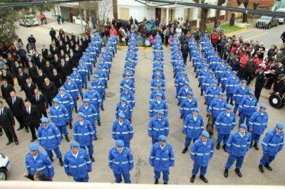 Grave: un tercio de los policías locales no es apto para patrullar