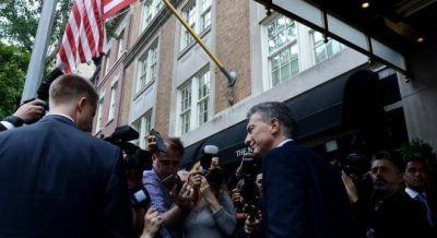 Macri arriesga otro gesto de apoyo a Hillary a semanas de la elección
