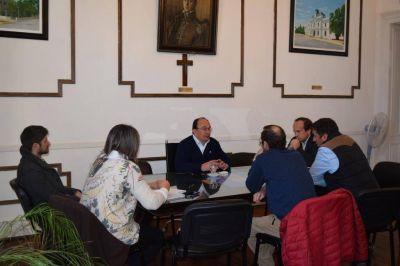 Visita regional de SENASA a Saladillo y trabajo conjunto