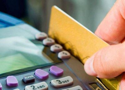 """Jorge Santiago celebra """"la quita del 15 % del IVA"""" en las compras con tarjeta de débito"""