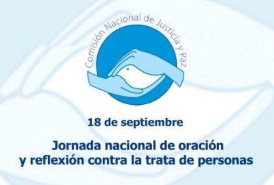 Jornada nacional de oraci�n y reflexi�n contra la trata de personas