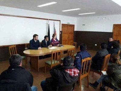 Evalúan la gestión de residuos de la industria pesquera de Puerto Deseado