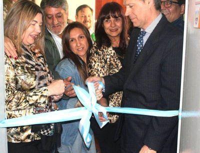 """La Gobernadora inauguró la """"Casa Salud Tolhuin"""" en Río Grande"""
