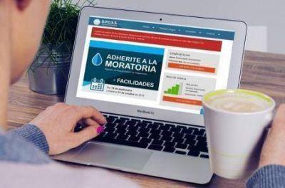 La DPOSS lanza moratoria con sistema de turnos por internet
