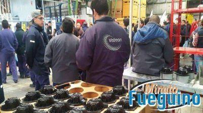 El Ministerio de Trabajo dict� la conciliaci�n obligatoria en Visteon
