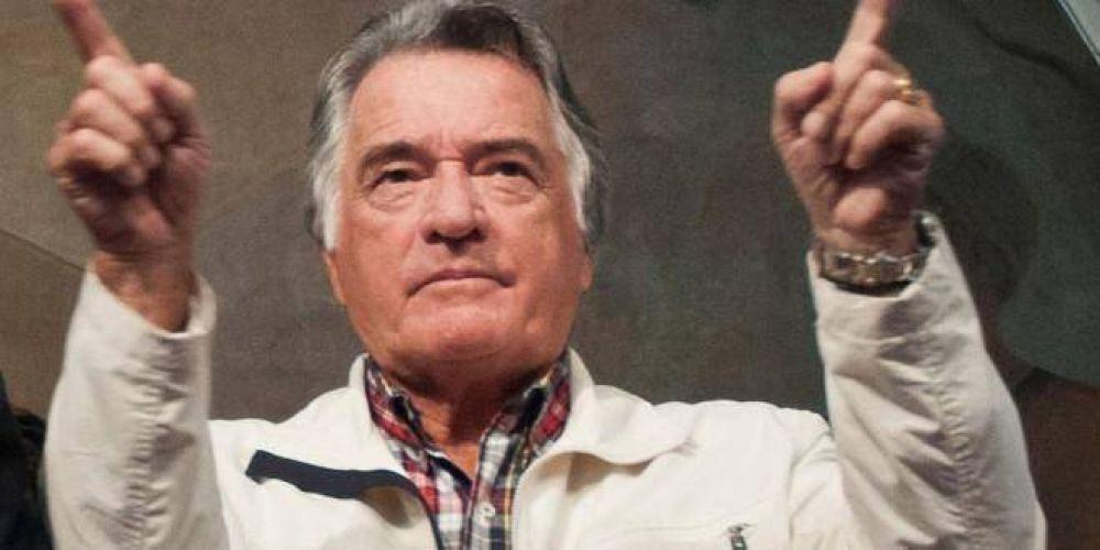 """Barrionuevo pidió """"agotar todas las instancias"""" antes de un paro"""