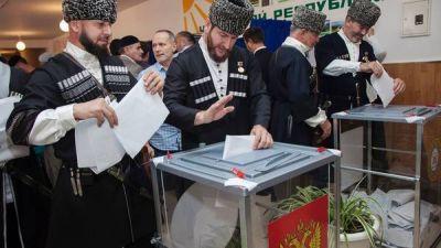 Putin se impuso en las legislativas rusas