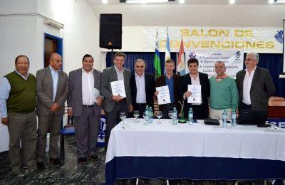 La Asociación Gremial de Empleados de Comercio realizó la Cuarta Jornada de Capacitación de Higiene y Seguridad