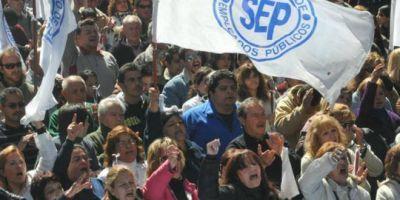 Semana cargada de protestas de gremios estatales en C�rdoba