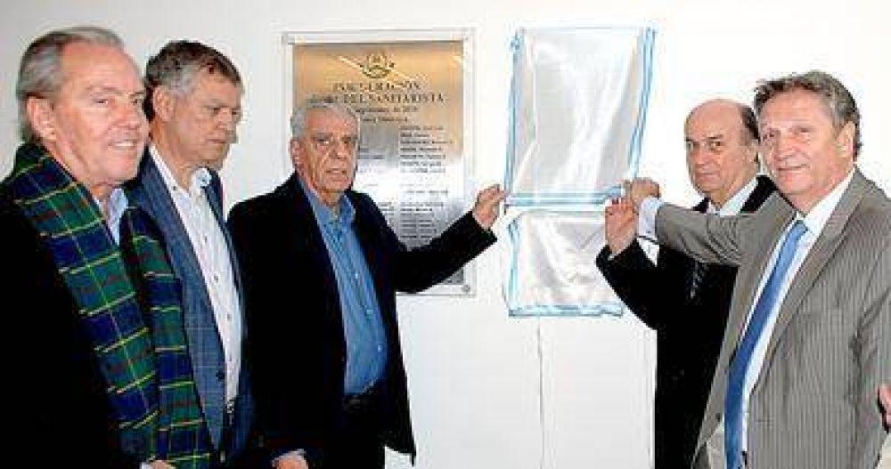 El SGBATOS inauguró un espacio para los jubilados de la actividad