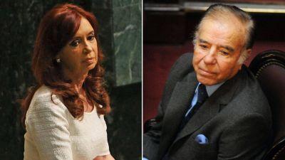 Diferencias y similitudes de Carlos Menem y Cristina Kirchner en Comodoro Py