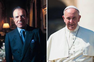 Apenas pueda, iré a Argentina: Papa Francisco recibe a Carlos Menem