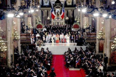 Te Deum en Chile: la esperanza y la defensa de la vida son prioridades