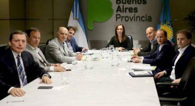 Insaurralde le pidi� a Vidal que gestione el regreso de Gendarmer�a al Conurbano