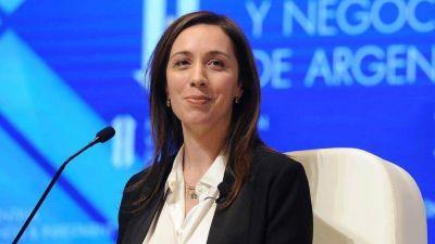 Vidal modificará el Código Procesal Penal bonaerense
