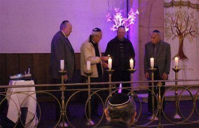 La DAIA en recordación del Holocausto de las comunidades judías de Rodas, Salónica y Cos