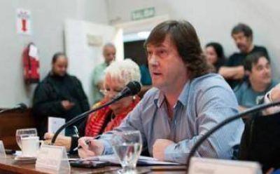 """Lewcki: """"Villagra devalúa su figura como gremialista"""""""