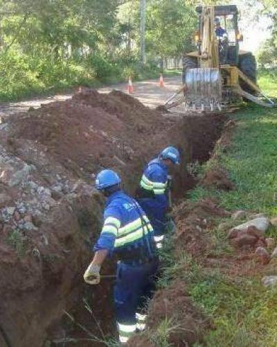 Aguas del Norte: afectación extraordinaria en el servicio de agua potable en Yrigoyen