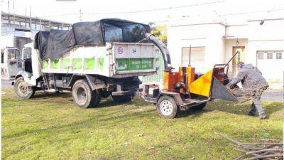 El concejal Romero solicita que los trabajadores municipales realicen toda la recolecci�n de basura