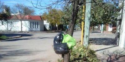 Gesti�n de residuos s�lidos urbanos en San Justo