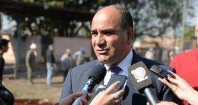 Manzur declaró la emergencia en Seguridad, narcotráfico y trata de personas