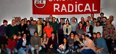 El radicalismo de la sección se juntó en Alvear de cara a las elecciones internas de octubre