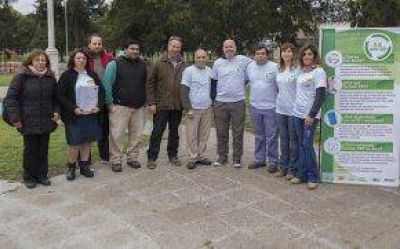 Lanzamiento de la campaña de reciclaje Luz Verde