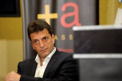 Un cachetazo para Massa: fugas en el bloque del FR en Mor�n