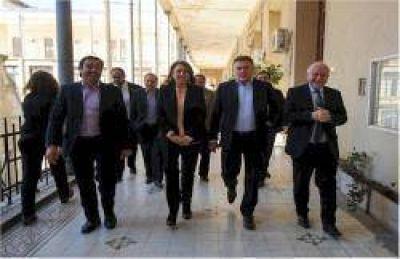 Naci�n pone en marcha la construcci�n de 630 viviendas en Rosario