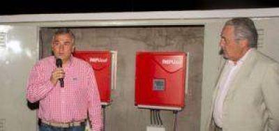 Jujuy apuesta a las energías renovables: se puso en funcionamiento el primer parque solar