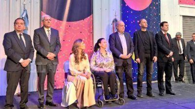 La Gobernadora y la vicepresidenta de la naci�n inauguraron el Nodo Tecnol�gico y la mega muestra Tecn�polis
