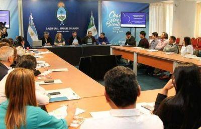 Peppo subrayó el rol de los municipios en la promoción de una vida saludable