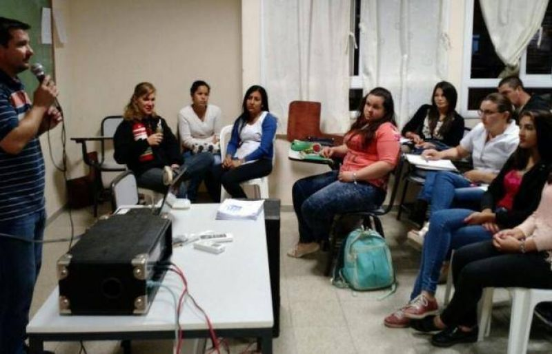 Atech particip� en taller de derechos y deberes de los docentes