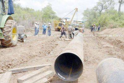 """Gasoducto: """"Queremos que se nos garantice el financiamiento de las redes domiciliarias"""""""
