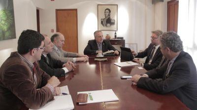 Inversores polacos presentaron propuesta a Passalacqua