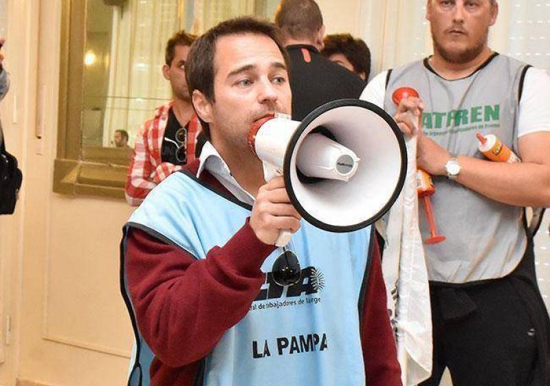 ATE denunció persecución laboral en el municipio