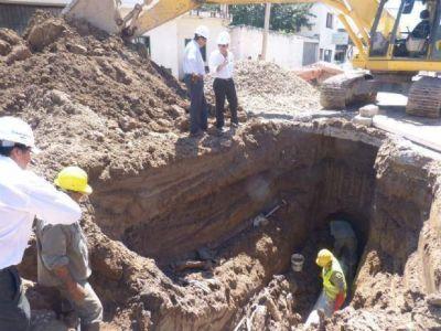 Aguas del norte informa servicios afectados