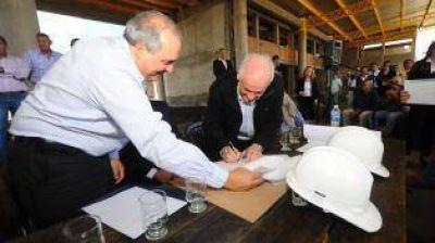 Una obra que financió José López en Concepción aumentó un 300% en cuatro años