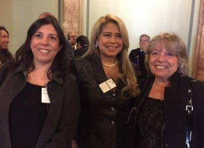 FISAL acompa�a a la diputada Mazzarino en el Foro EuroLat de la Mujer en Uruguay