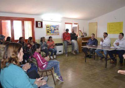 Más energía eléctrica para zonas rurales de Ayacucho