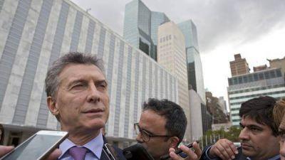 La canciller Malcorra sali� a bajar el tono de los dichos de Macri por Malvinas